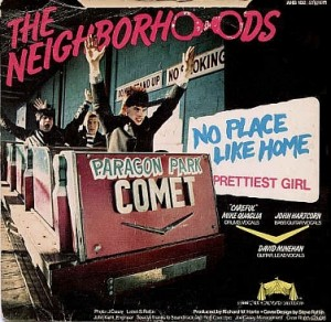 The Neighborhoods - WBCN Rock n' Roll Rumble